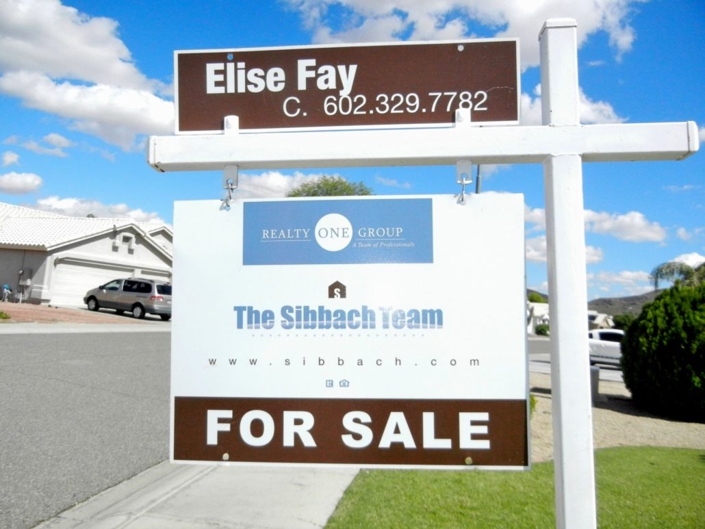 Sibbach Team For Sale sign